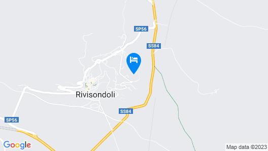 Cipriani Park Hotel Map