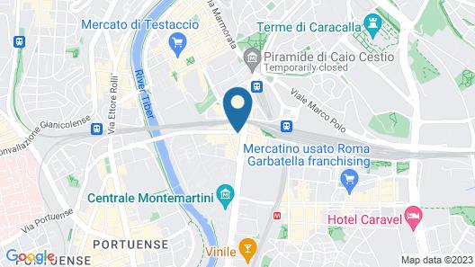 B&B di Paolo S. Map