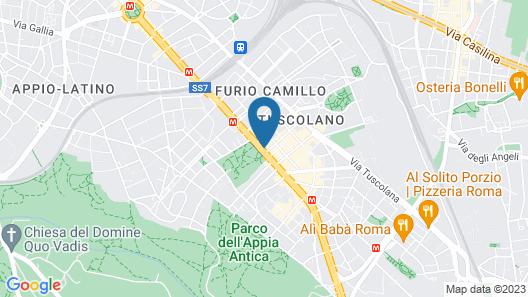 Rome Winners Home Map