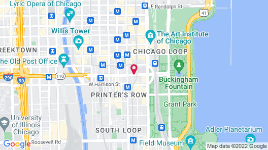 HI Chicago Map