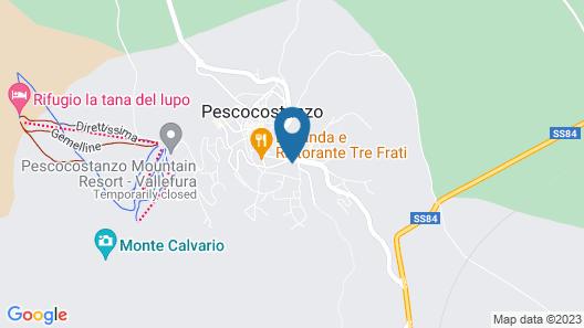 Donna Matilde Map