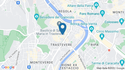 TrastevereTop Map