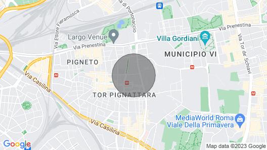 Asunto 3. 9 km päässä keskustasta erityisen sopiva perheille Map