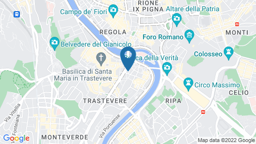 L'Imperiale Map