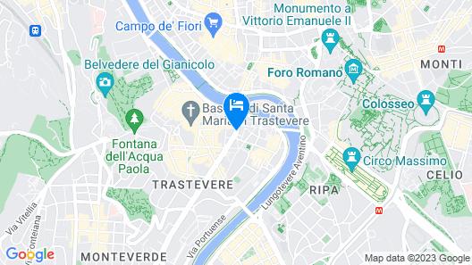 Sonnino Suite Map