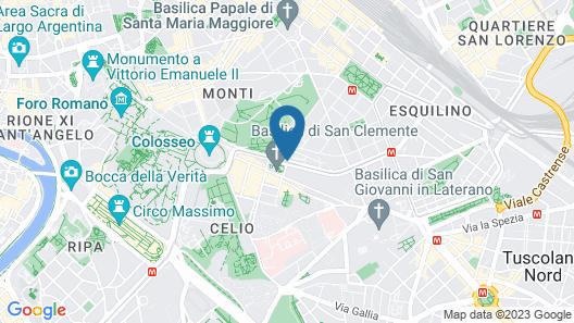 Palazzo Manfredi - Small Luxury Hotels of the World Map