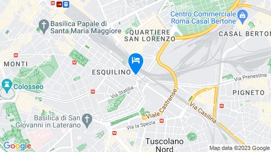 Hotel Principe Di Piemonte Map