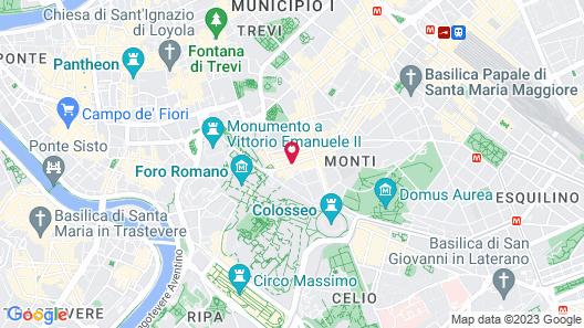 Hotel Solis Map