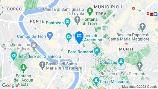 Otivm Hotel Map