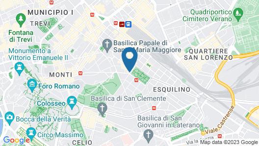 Dada Suites Map