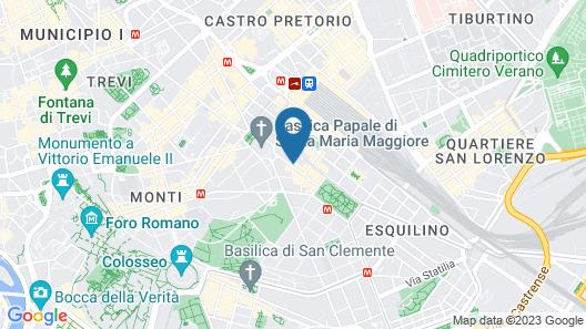 Vinci House Map