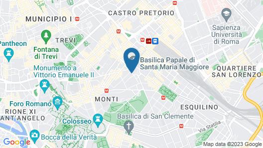 Domus Liberius Map