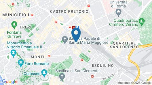 Hotel Terminal Map