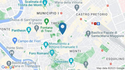 Salotto Monti Map