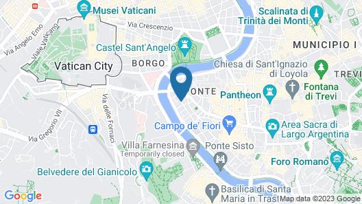 Relais Giulia Map