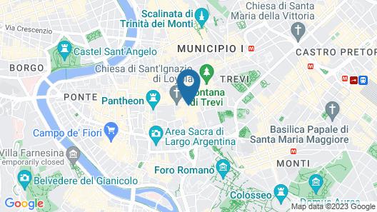 Singer Palace Hotel Map