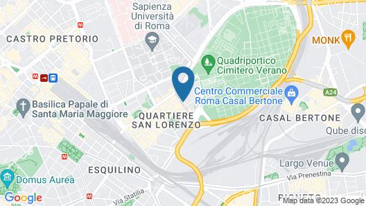 Sonder - San Lorenzo Map
