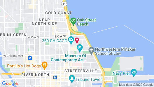 Gale Chicago Map