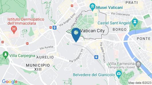 Aurelia Residence Map