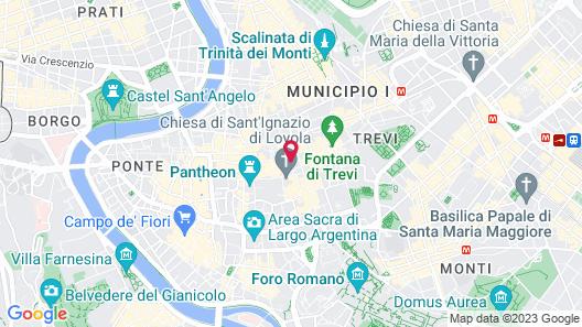 9HOTEL CESARI Map