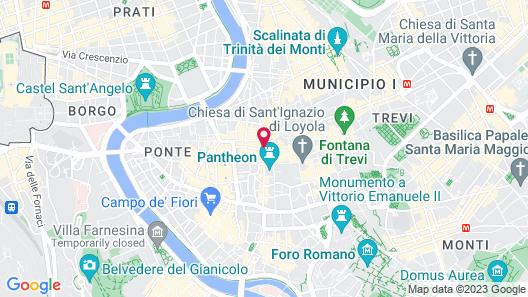 Relais Maddalena Map