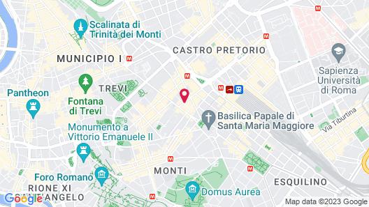 Hotel Sonya Map