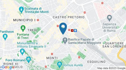 Augusta Lucilla Palace Map