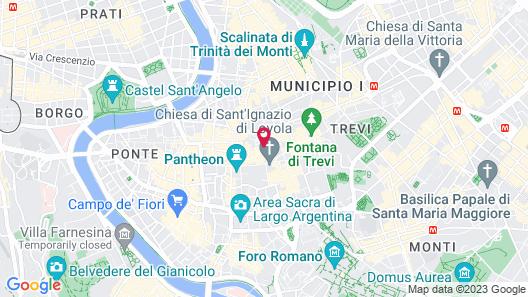 Casa Pietra Map