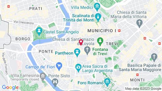 Hotel Nazionale Map