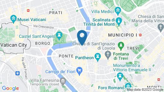 Relais Orso Map