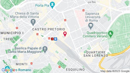 Friendship Place Map