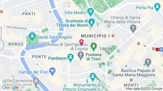 La Maison D'Art Spagna - Maison d'Art Collection Map