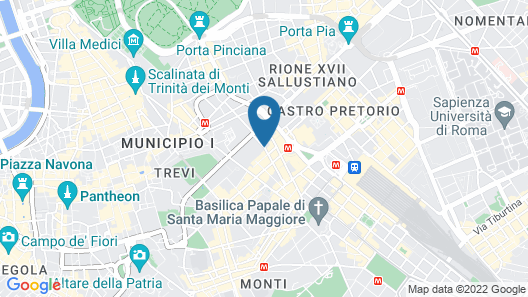 Hotel Seiler Map