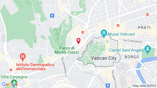 Beatrice Vatican Museum Map