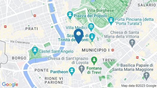 Dopodomani Suite Map
