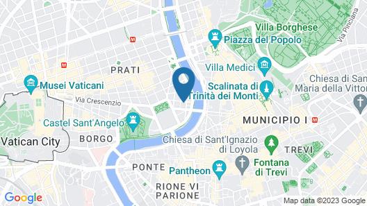Hotel Sant'Angelo Map