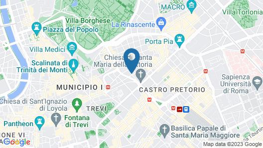 The Radical Hotel Map