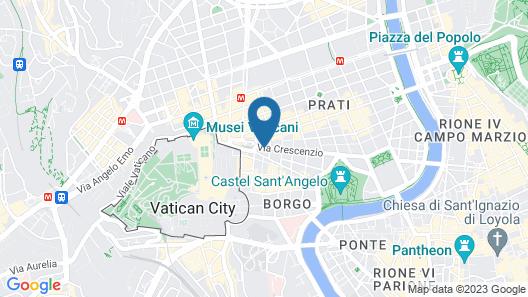 Orange Hotel Map