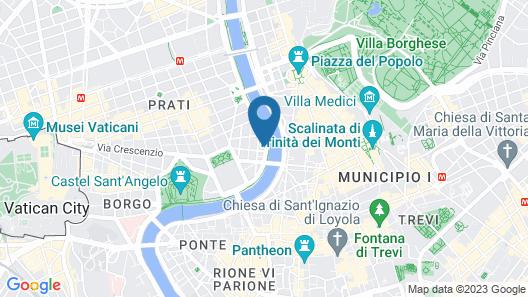 Ara Suite Map