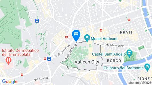 Vaticano84 Map