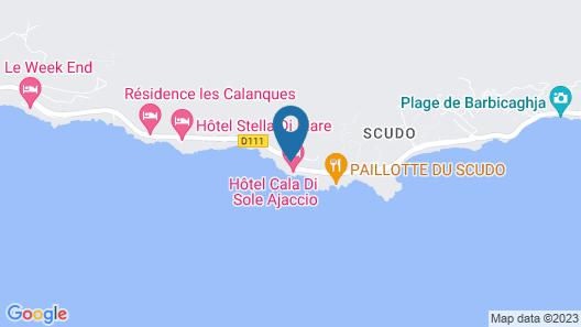 Hôtel Stella Di Mare Map