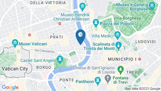Clementi Portrait Map