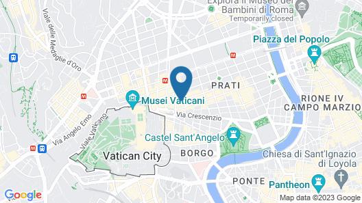 Gioielli di Cornelia Map