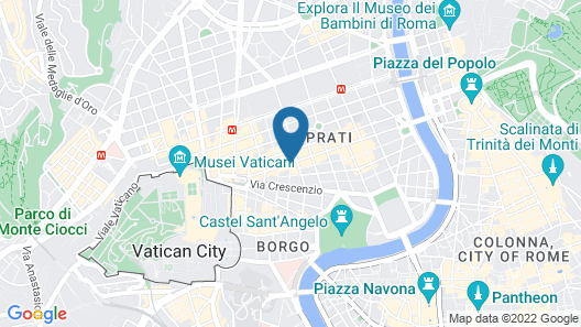The Boutique Hotel Map