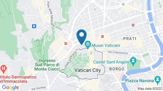 Best Western Plus Hotel Spring House Map