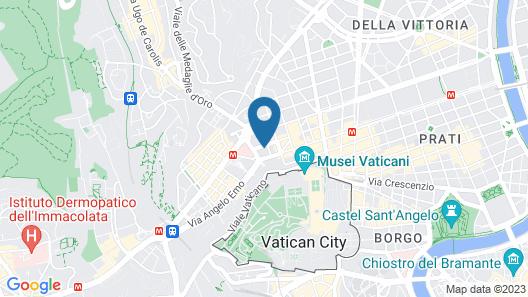 Alea Home Roma Map