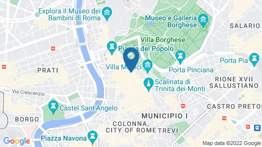 Hotel Forte Map
