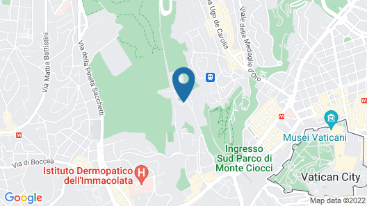 The Bricks Rome Map