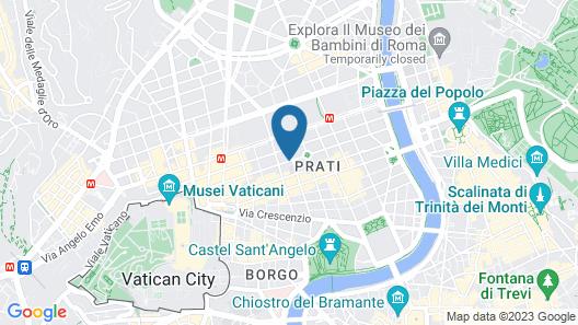 Hotel Nautilus Map