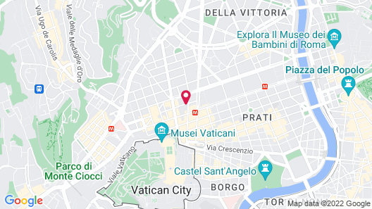 New Design St. Peter Map